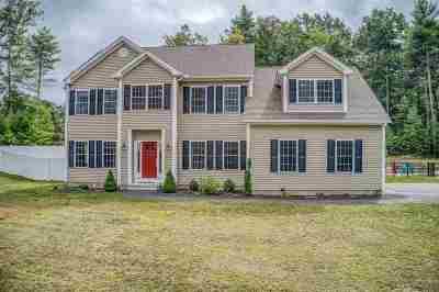 Hollis Single Family Home For Sale: 23 Blacksmith Lane