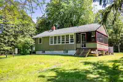 Grand Isle County Single Family Home For Sale: 1104 Blockhouse Point Road