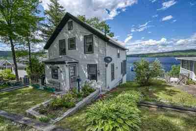 Merrimack County Single Family Home For Sale: 9 Edgemont Landing Road