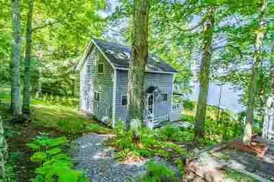 Barnet Single Family Home For Sale: 451 Bailey Farm Lane