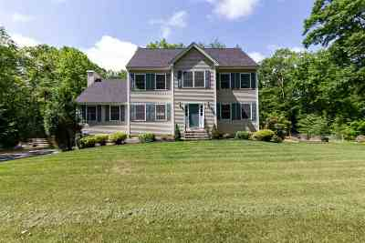 Strafford County Single Family Home For Sale: 276 Littleworth Road
