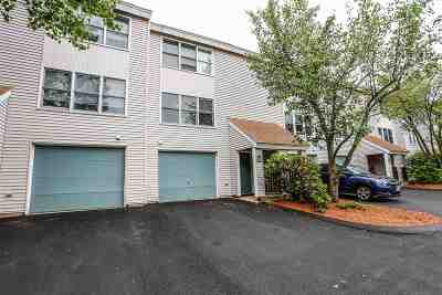 Manchester Condo/Townhouse Active Under Contract: 304 Circle Road #3