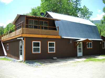 Orford Single Family Home Active Under Contract: 1153 Nh Route 25a