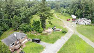 Hampstead Single Family Home For Sale: 339 East Road