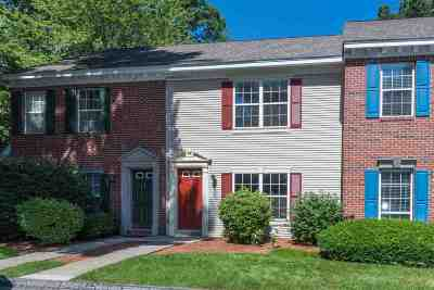 Merrimack Condo/Townhouse Active Under Contract: 32 Bernards Road