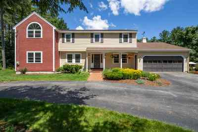 Bedford NH Single Family Home For Sale: $619,000