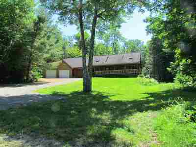 Rumney Single Family Home For Sale: 544 Doetown Road