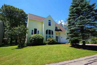Single Family Home For Sale: 20 Alderwood Drive