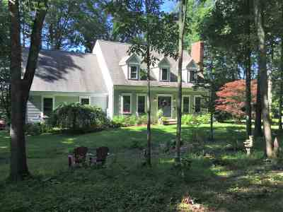Strafford County Single Family Home For Sale: 44 Wednesday Hill Road