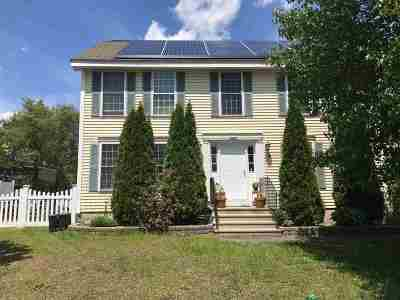Manchester Single Family Home For Sale: 16 Lilac Court