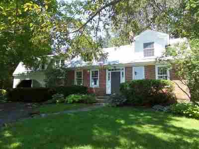 East Montpelier Single Family Home For Sale: 445 Kelton Road