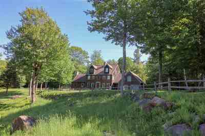 Merrimack County Single Family Home For Sale: 276 Mountain Road