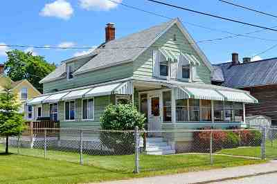 Lincoln Single Family Home Active Under Contract: 18 School Street