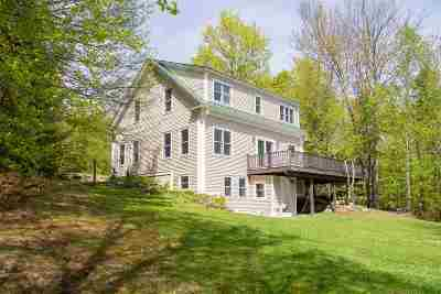 Morristown Single Family Home For Sale: 184 Arctic Lane