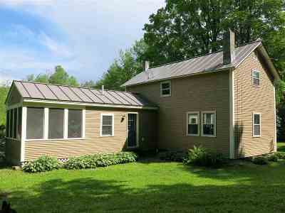 Hartford Single Family Home Active Under Contract: 1757 Wildlife Road