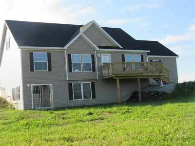 Swanton Single Family Home For Sale: 3 Tylers Way