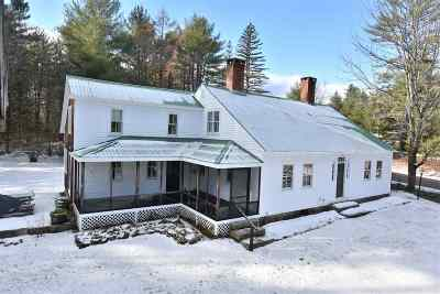 Carroll County Single Family Home For Sale: 2438 Green Hill Road