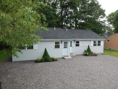 York Single Family Home For Sale: 365 Ridge Road #A