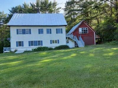 Barnet Multi Family Home For Sale: 549 Us Route 5 N