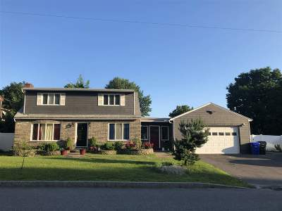 Manchester Single Family Home For Sale: 575 Central Street