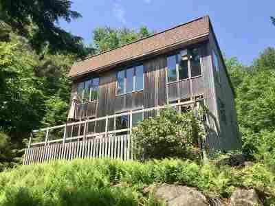 Tuftonboro Single Family Home For Sale: 167 Federal Corner Road