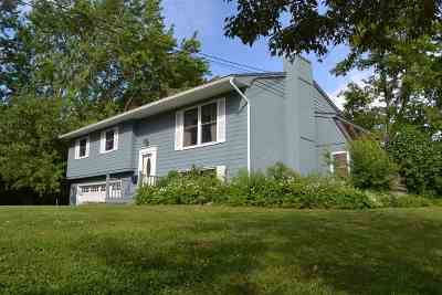 Montpelier Single Family Home Active Under Contract: 247 Grandview Terrace