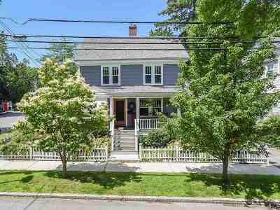 Single Family Home For Sale: 318 Richards Avenue