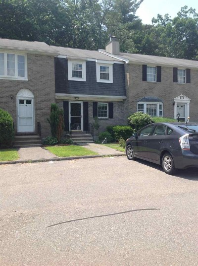 Londonderry Condo/Townhouse Active Under Contract: 163 Fieldstone Drive