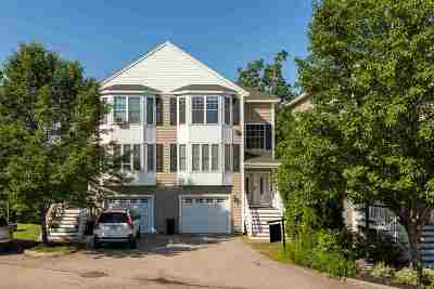 Dover Condo/Townhouse For Sale: 12 Frances Drive