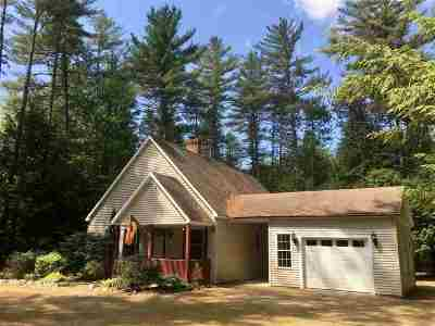 Carroll County Single Family Home For Sale: 39 West Side Woods Road #8