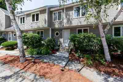 Merrimack Condo/Townhouse For Sale: 90 Merrimack Drive