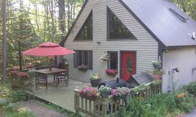 Conway Single Family Home For Sale: 170 Mountainview Drive
