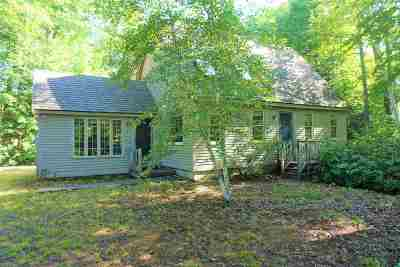 Sandwich Single Family Home For Sale: 57 Partridge Hill Road