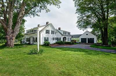 Merrimack County Single Family Home For Sale: 30 Cass Mill Road