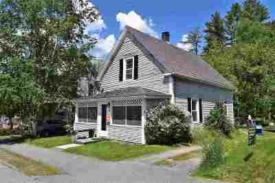 Lancaster Single Family Home For Sale: 14 Williams Street