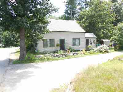 Derry Single Family Home For Sale: 204 Chases Grove Road