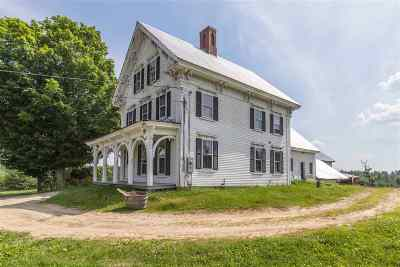 Tuftonboro Single Family Home For Sale: 70 Middle Road
