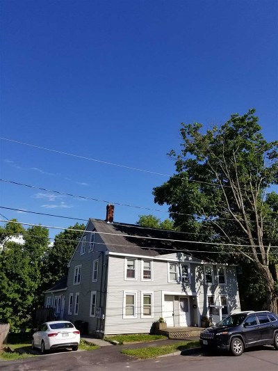 Concord Multi Family Home For Sale: 15-17 Washington Street