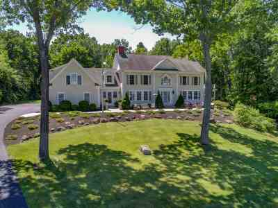 Single Family Home Active Under Contract: 22 Tidewater Farm Road