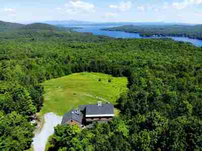 Alton NH Single Family Home For Sale: $1,359,000