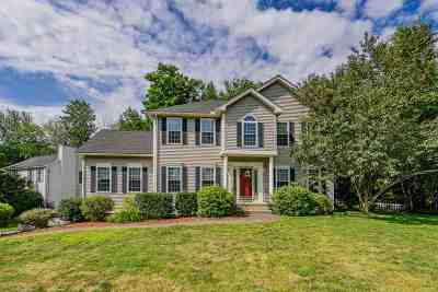 Manchester Single Family Home Active Under Contract: 214 Tiffany Lane