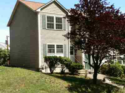 Manchester Condo/Townhouse For Sale: 75 Dubuque Street #5