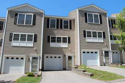Laconia Condo/Townhouse For Sale: 24 Dillon Way #4