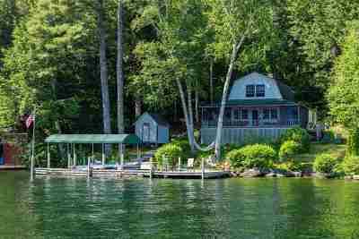 Carroll County Single Family Home For Sale: 18 Keniston Island