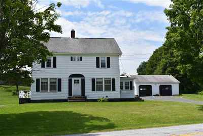 Waterbury Single Family Home For Sale: 819 Maple Street
