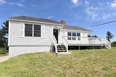 Derry Single Family Home For Sale: 78 Rockingham Road