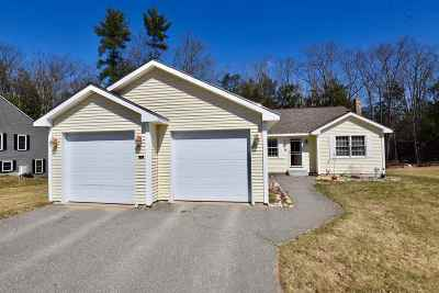 Laconia Single Family Home For Sale: 158 Sarah Circle