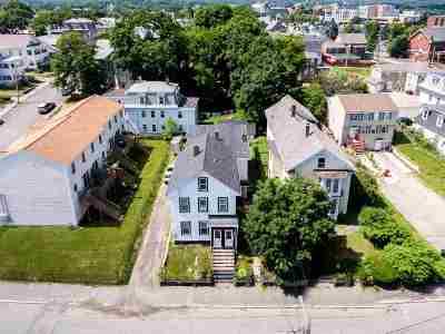Methuen, Lowell, Haverhill Multi Family Home For Sale: 19 Varney Street