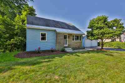 Manchester Single Family Home Active Under Contract: 493 Laurel Street