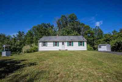 Weare Single Family Home For Sale: 417 Old Francestown Road